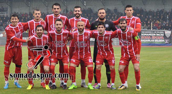Somaspor-Gülbahçespor