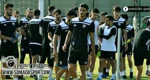 Somaspor'da Cizrespor Hazırlıkları Başladı