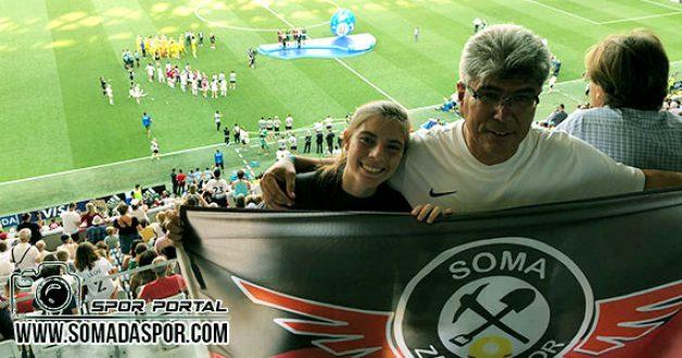 Hakan Arslancan ve Selis Demirci Dünya Kupasında