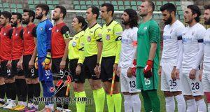 Somaspor-Isparta 32 Spor Maçının Hakemleri Belli Oldu.