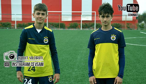 Fenerbahçeli İdris ve Orhan Boş Durmuyor