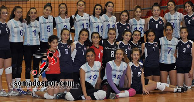 Soma Ilgazspor,  Seramiksan Karşısında Sınav Verdi.