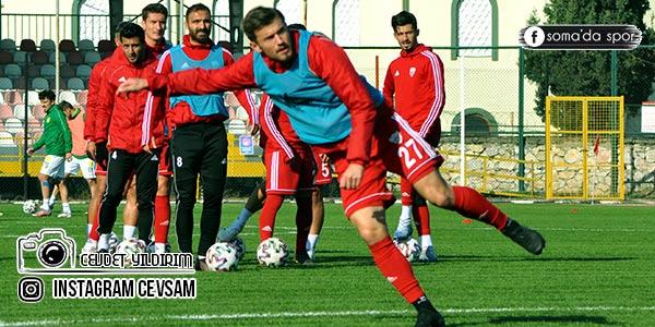 Somaspor'da Isparta 32 Spor Hazırlıkları Başladı