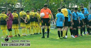 U-14 Ligi:301 Karaelmasspor 0-3 Acar İdman Yurdu