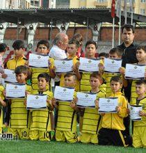 301 Karaelmasspor, İlk Yılında 7 Oyuncusunu Profosyonel Takıma Verdi.