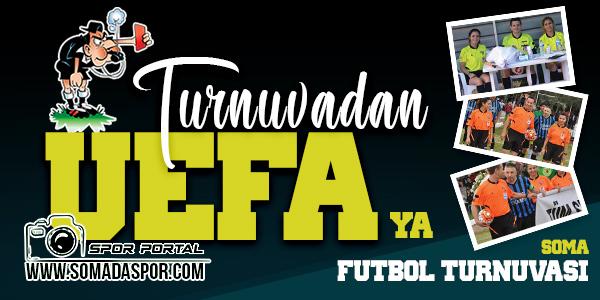 Kaymakamlık Futbol Turnuvasında Maç Yöneten 2 Hakem UEFA'da