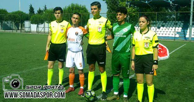 U-16 Türkiye Şampiyonası 2.Kademe Manisa Ayağı