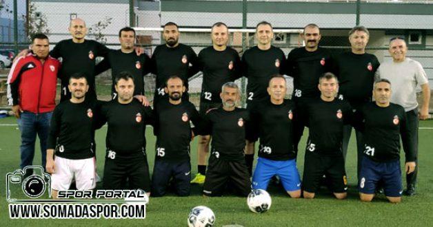 Linyit Master Futbol Takımı Kuruldu.
