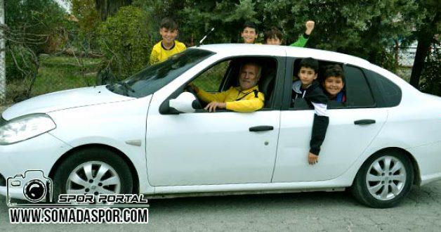 U-14 Ligi:Zaferspor 4-0 Karaelmasspor