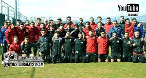 Lider Somaspor, Altındağspor Maçına Hazır