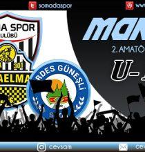 Manisa 2.Küme U-19 Ligi Başlıyor.