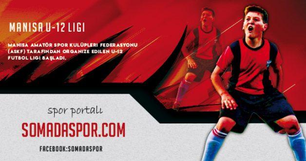 U-12 Ligi: Zaferspor, Gölmarmaraspor, Tel.Mob.Akhisar ve A.Yıldırımspor Galip..