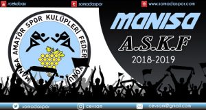 Manisa Amatör Küme 2018-2019 Sezonu Tamamlandı.
