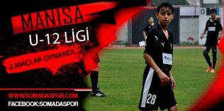 Manisa U-12 Futbol Liginde A ve B-grubunda 4 Maç Oynandı.