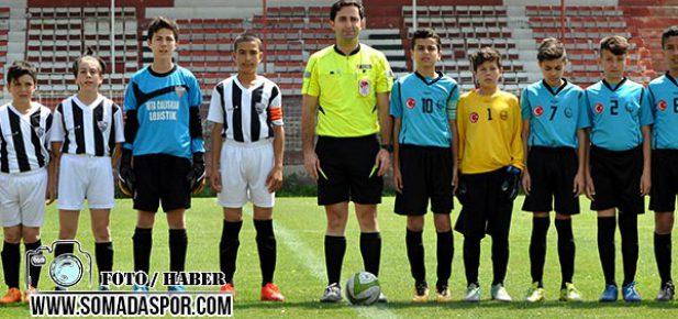 Manisa U-13 Ligi Maç Sonuçları ve Puan Durumu