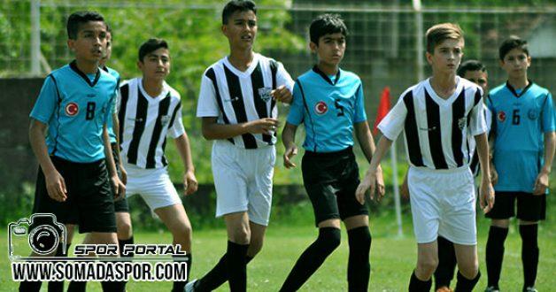 Manisa U-14 Ligi Başlıyor..