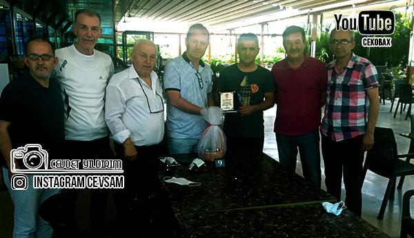 Mehmet Dadaldan Basatemüra plaket