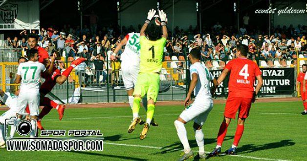 Muğlaspor 1-0 Somaspor