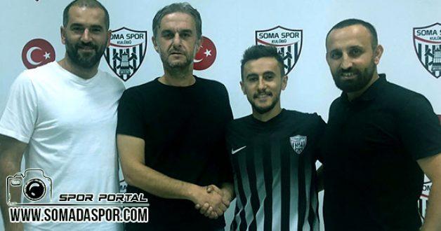 Erzurumspor'dan Muammer Atalay Somaspor'da