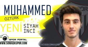 Muhammed Öztürk Somaspor'da