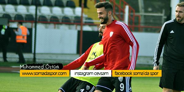 Muhammed Öztürk Erokspor maçından umutlu
