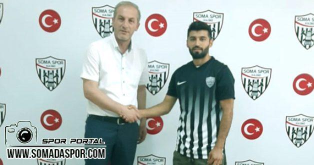 Muhsin Polat Somaspor'da..