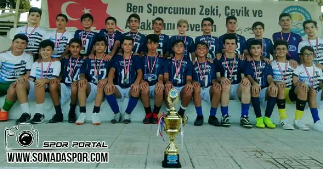 U-13 Manisa Şampiyonu Belli Oldu.
