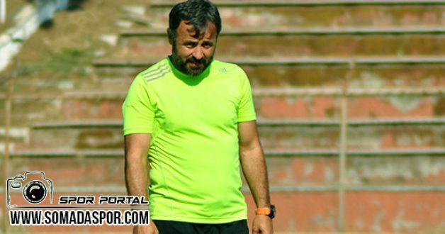 Bergama Bld.Spor'da Mustafa Bahadır Olmadı