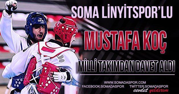 Soma Linyitspor'lu Mustafa Koç Milli Takımdan Davet Aldı.