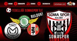 Manisa Futbolu Somaspor İle Güldü