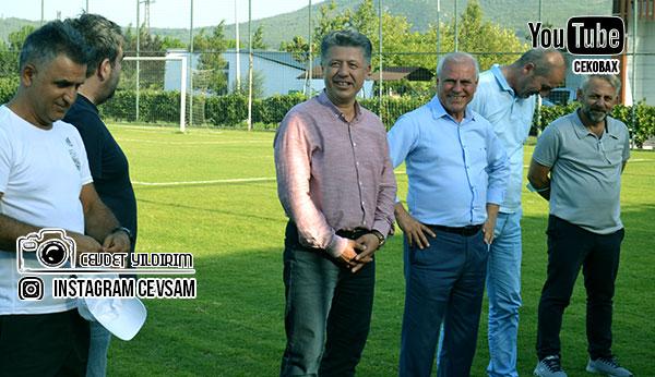 Mehmet Ali Özkan, Somaspor İle İlgili Açıklamalarda Bulundu