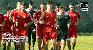Somaspor'da Niğde Anadolu FK Mesaisi Başladı