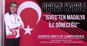Orhan Karslı, İstiklal Marşımızı Tüm Dünya'ya Dinleteceğiz