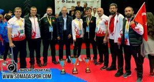 Türkiye, Taekwondo Şampiyonası'ndan 12 Madalya ile Döndü