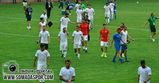 Osmaniyespor-Somaspor Maçının Yansımaları