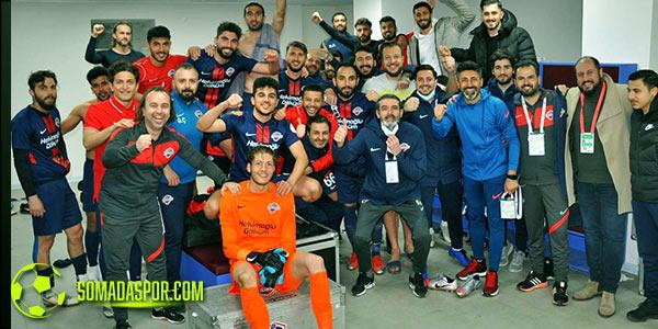 Oktay Çabuk Bereketi: Trabzon da Gol Yağmuru