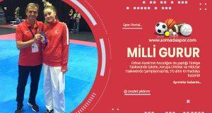 Orhan Karslı'lı Milli Takımdan 10 Madalya