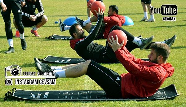 Osmaniyespor FK Hazırlıkları Başladı