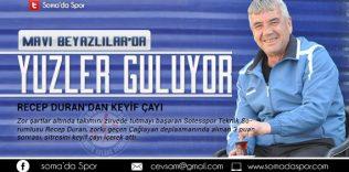 Sotesspor'da Galibiyet Sevinci Sürüyor..