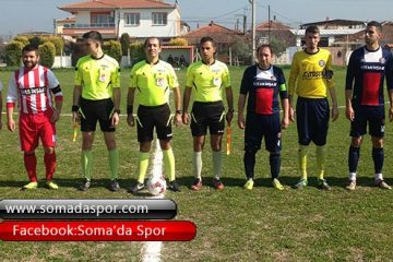 Süleymanlı Bld.Spor, Play-Off Adına: 5-1