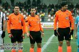 Bayrampaşaspor-Somaspor Maçının Hakemleri Belli Oldu.