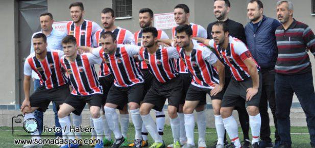 Sanayispor Şampiyon, Turgutalp Play-Off Oynayacak..