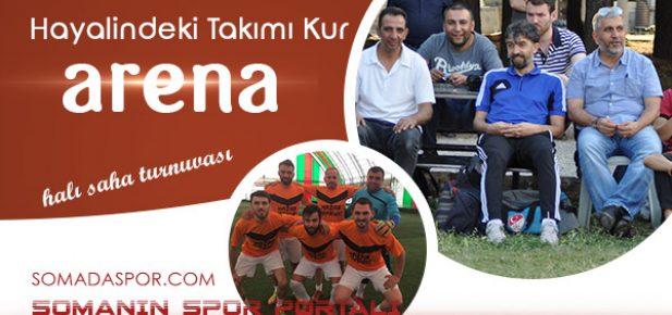 Hakan Durur, Yusuf İpek ve Ramazan Yılmaz'lı Turnuva Devam Ediyor..