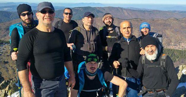 Bozdağ Beyaz Örtüde Zirve (+2.150 m) Tırmanışı