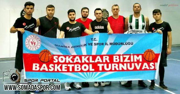 3×3 Basketbol Turnuvası Başladı