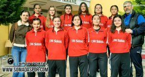 Soma Linyit Anadolu Lisesi İncirliova'yı 5-1 Mağlup Etti.