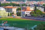 Soma Atatürk Stadı Yeni Sezona Hazır Hale Getiriliyor