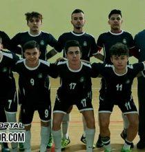 Soma Okul Sporları Futsal Başladı
