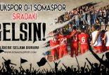 Gölcükspor 0-1 Somaspor