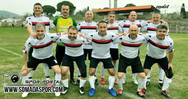 Soma Masterler Grup Şampiyonu Oldu
